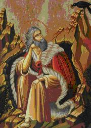 Sfantul Ilie protoparintele monahismului crestin