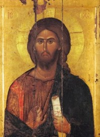 IS HS Pantocrator Mrea Vatoped sec XIV