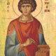 sfantul Mucenic Pantelimon s-a nascut in anul 284 in orasul Nicomidia