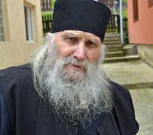 parintele Ioan Sihastria