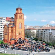 biserica Oradea Sfântul Apostol Andrei