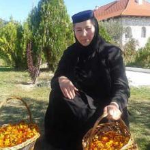 maica anastasia de la Mânăstirea Năsturelu