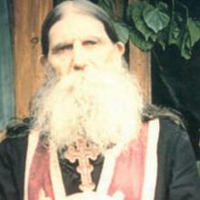 Părintele PAISIE OLARU
