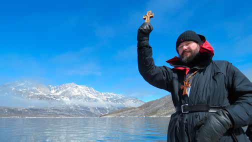 crestini in Groenlanda