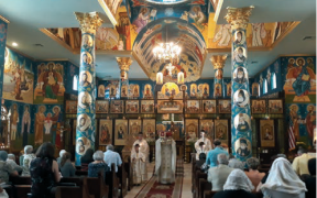 Biserica Sfânta Maria din Dallas