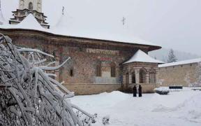 Mânăstirea Sucevița Bucovina crestinism